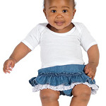 Infant Lap-Shoulder Tee